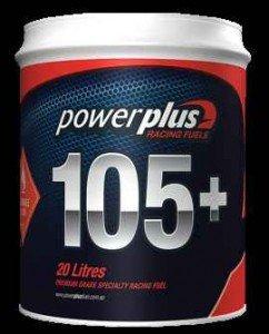 Powerplus 105+ Unleaded Racing Fuel