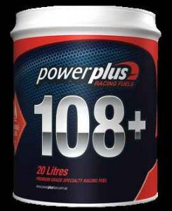 Powerplus 108+ Unleaded Racing Fuel