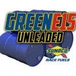Sunoco Green E15 Unleaded Racing Fuel