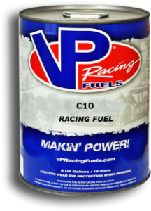 VP C10 Unleaded Racing Fuel