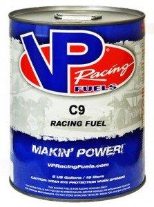 VP C9 Unleaded Racing Fuel