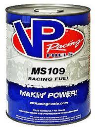 VP Motorsport 109 Unleaded Racing Fuel