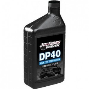Joe Gibbs DP40