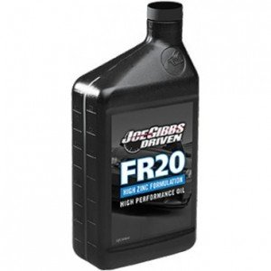 Joe Gibbs FR20 Engine Oil