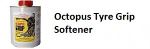 Octopus Tyre Grip Menu Logo