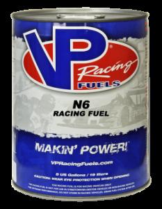 VP N6 Unleaded Racing Fuel