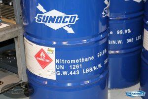 Sunoco Nitromethane 200L