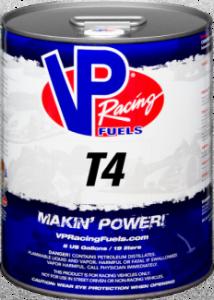 VP T4 Unleaded Racing Fuel